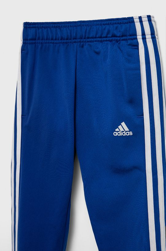 niebieski adidas - Dres dziecięcy