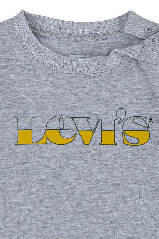 Levi's - Dětská souprava  Materiál č. 1: 59% Bavlna, 41% Polyester Materiál č. 2: 80% Bavlna, 1% Elastan, 19% Polyester