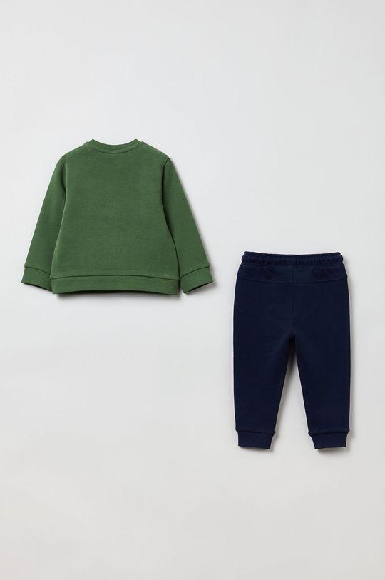 OVS - Dres dziecięcy brudny zielony