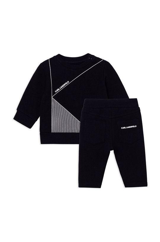 negru Karl Lagerfeld - Compleu copii De băieți