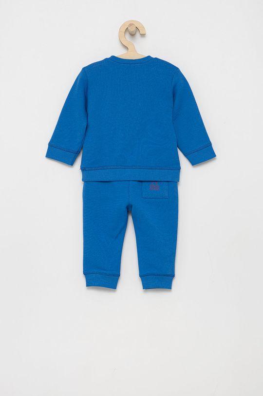 United Colors of Benetton - Dres dziecięcy niebieski