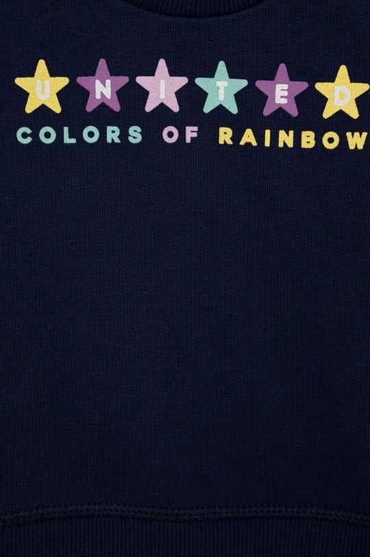 granatowy United Colors of Benetton - Dres dziecięcy