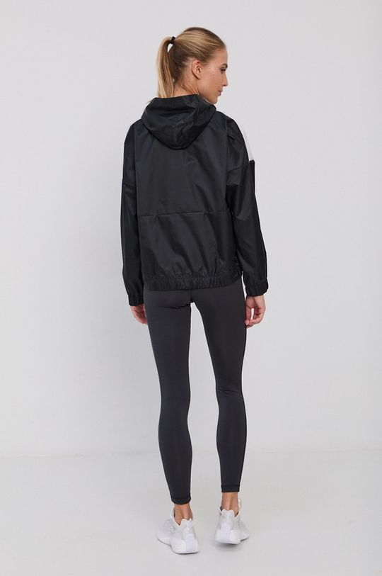 czarny Reebok - Komplet - kurtka i legginsy