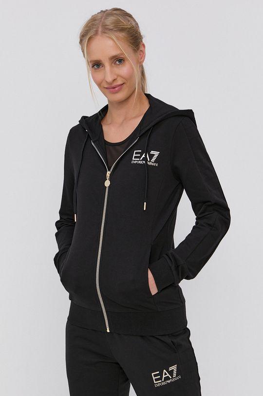 EA7 Emporio Armani - Dres czarny