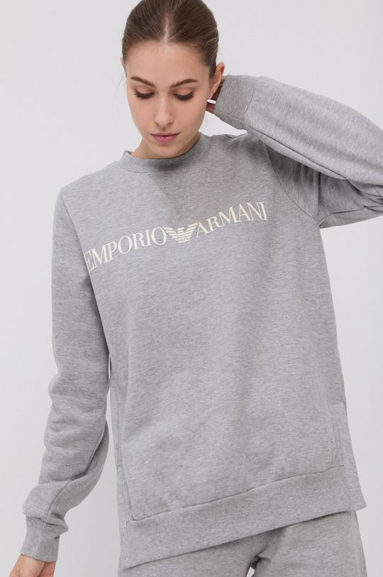 Emporio Armani Underwear - Trening  Material 1: 60% Bumbac, 40% Poliester  Material 2: 57% Bumbac, 5% Elastan, 38% Poliester