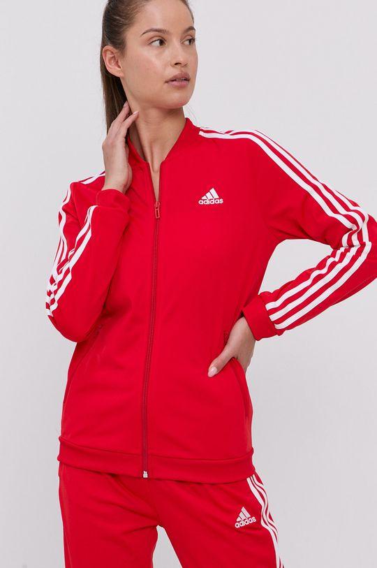 adidas - Souprava červená