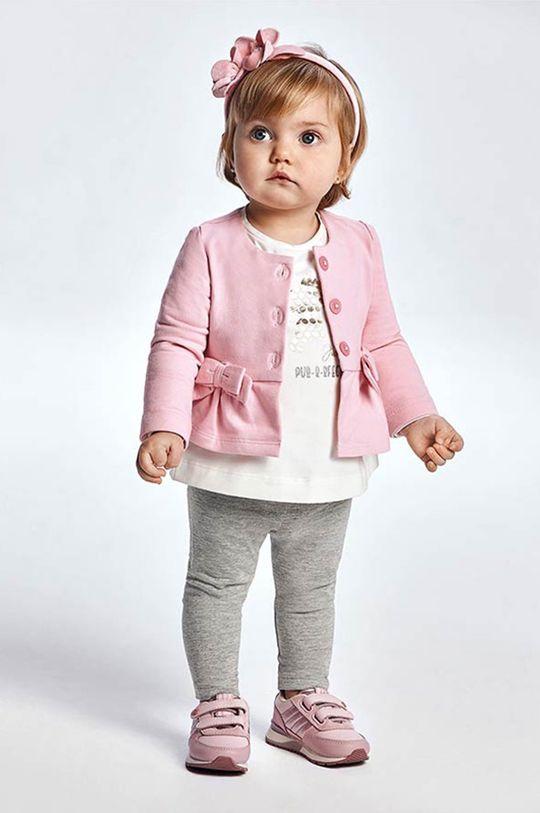 pastelowy różowy Mayoral - Komplet dziecięcy Dziewczęcy