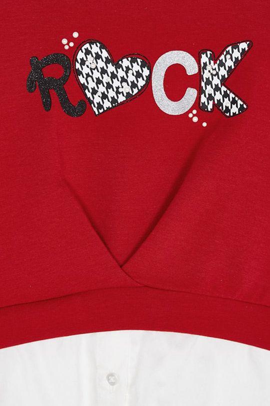 ostry czerwony Mayoral - Komplet dziecięcy