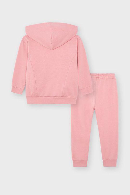 Mayoral - Dres dziecięcy różowy