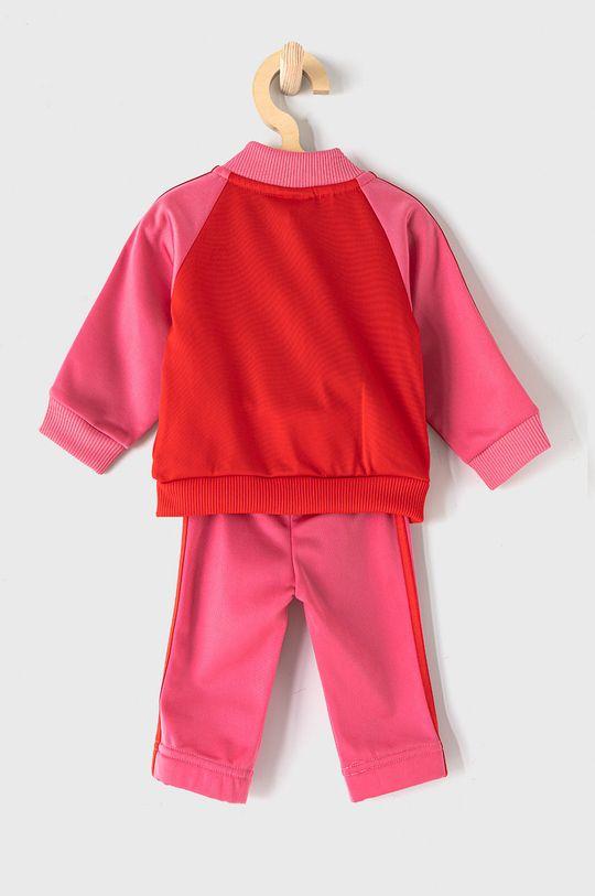 adidas - Dětská tepláková souprava 62-104 cm růžová