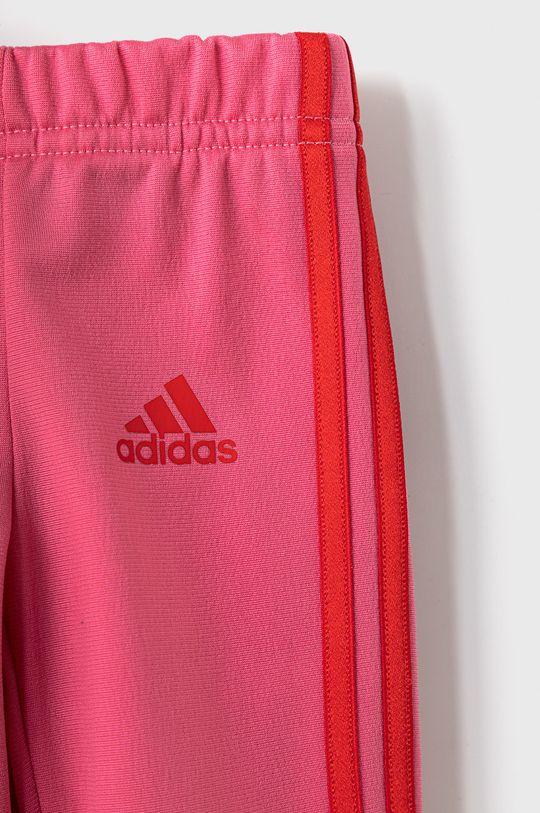 růžová adidas - Dětská tepláková souprava 62-104 cm