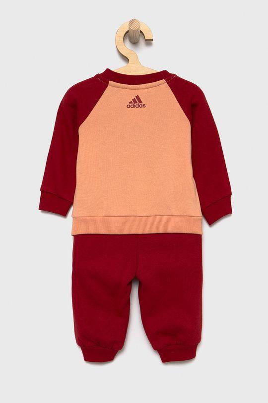 adidas - Komplet dziecięcy czerwony