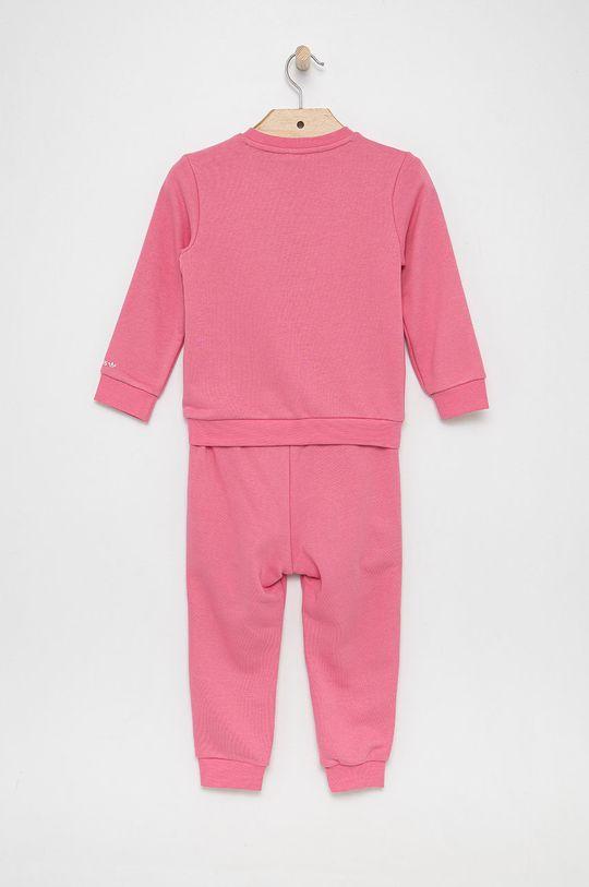 adidas Originals - Komplet dziecięcy różowy