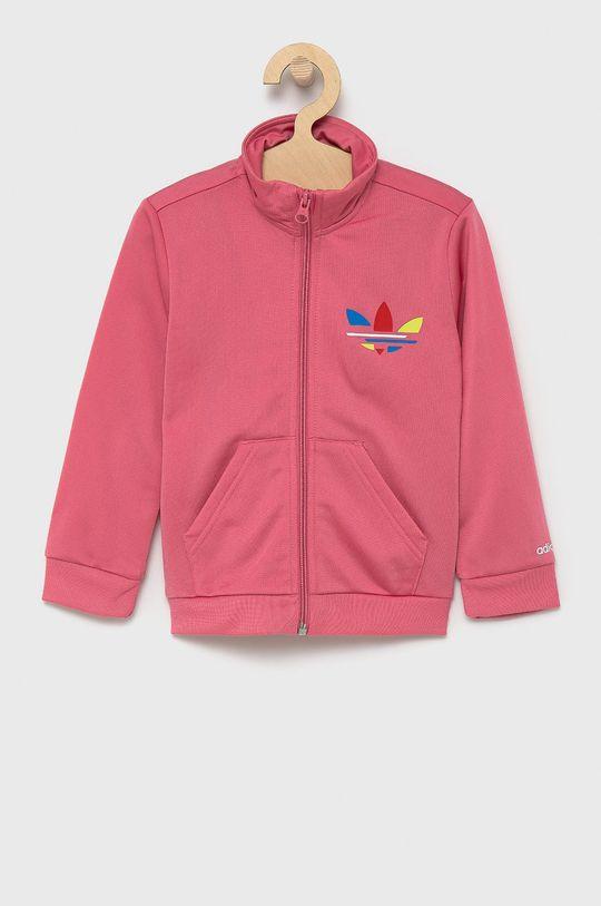 adidas Originals - Dres dziecięcy różowy