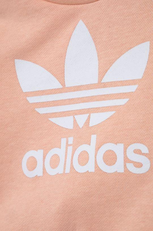 adidas Originals - Dres dziecięcy Materiał zasadniczy: 70 % Bawełna, 30 % Poliester z recyklingu, Ściągacz: 95 % Bawełna, 5 % Elastan