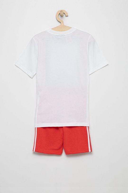 adidas Originals - Komplet dziecięcy Materiał 1: 100 % Bawełna, Materiał 2: 70 % Bawełna organiczna, 30 % Poliester z recyklingu