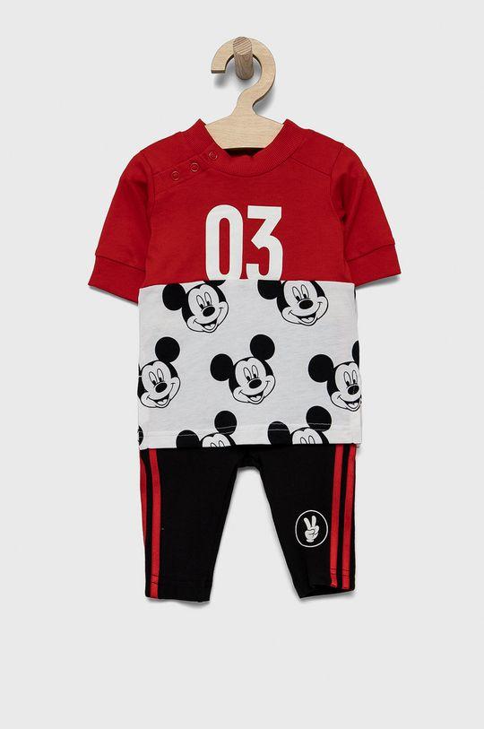 rosu adidas Performance - Compleu copii x Disney De fete