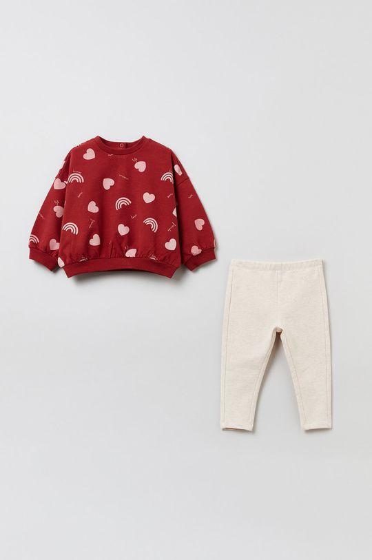 czerwony OVS - Komplet dziecięcy Dziewczęcy
