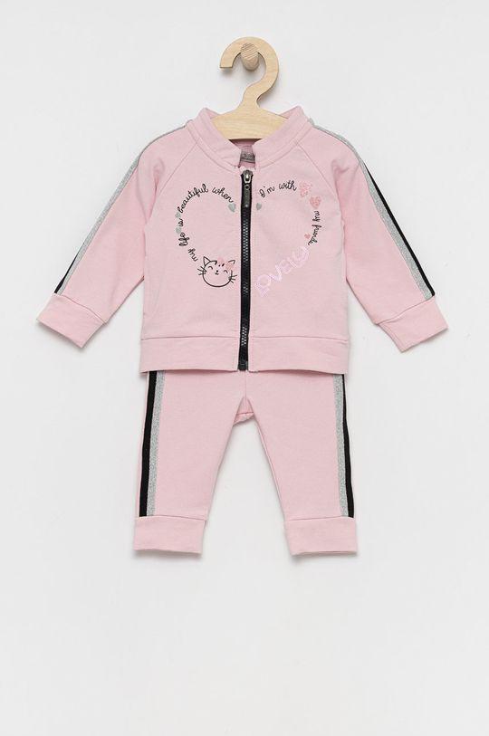 roz Birba&Trybeyond - Trening copii De fete
