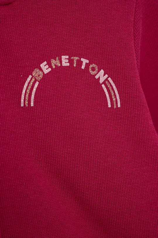 United Colors of Benetton - Trening copii fucsie