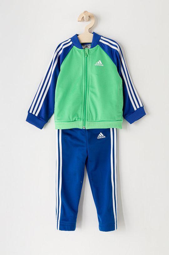 modrá adidas - Dětská tepláková souprava 62-104 cm Dětský