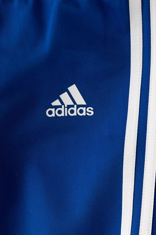 modrá adidas - Dětská tepláková souprava 62-104 cm