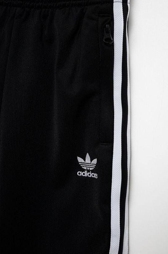 czarny adidas Originals - Dres dziecięcy