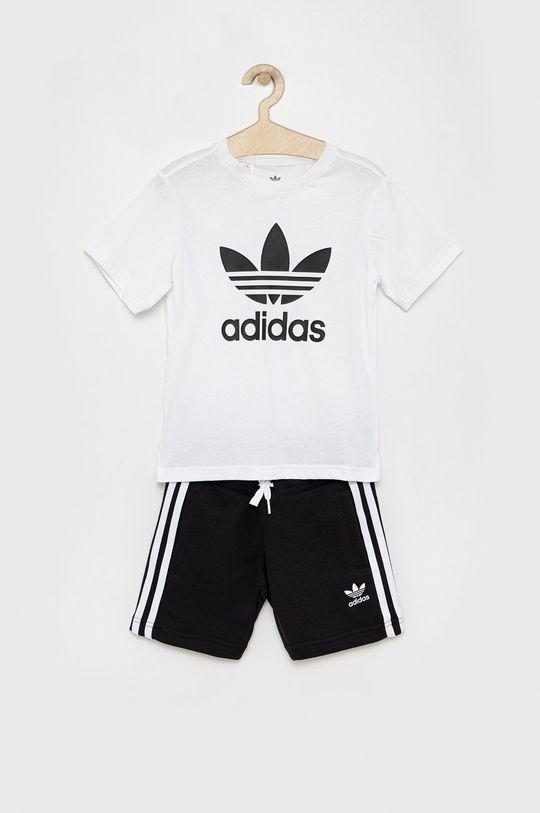 biały adidas Originals - Komplet dziecięcy Dziecięcy