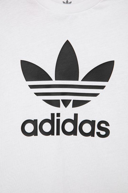 biały adidas Originals - Komplet dziecięcy
