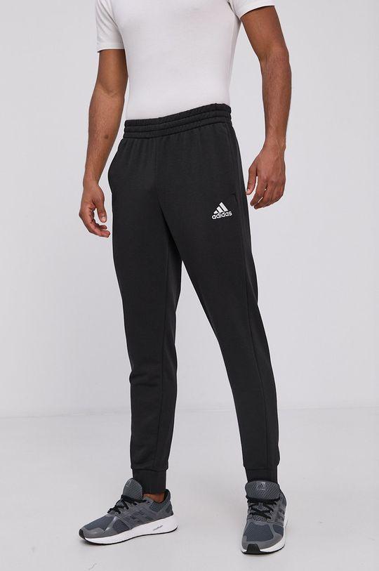 adidas - Mikina  Materiál č. 1: 52% Bavlna, 48% Recyklovaný polyester Materiál č. 2: 53% Bavlna, 11% Rayon, 36% Recyklovaný polyester Podšívka kapuce: 100% Bavlna