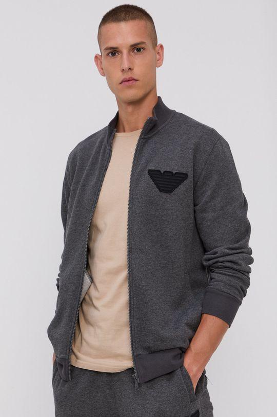 Emporio Armani Underwear - Compleu  Material 1: 60% Bumbac, 40% Poliester  Material 2: 96% Bumbac, 4% Elastan