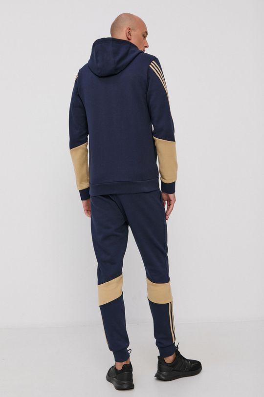 granatowy adidas Performance - Dres