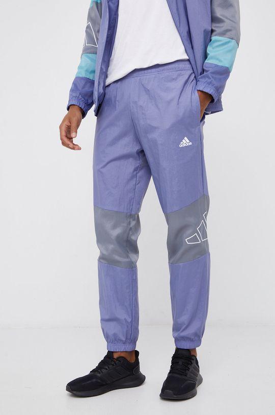 lawendowy Adidas Performance - Dres