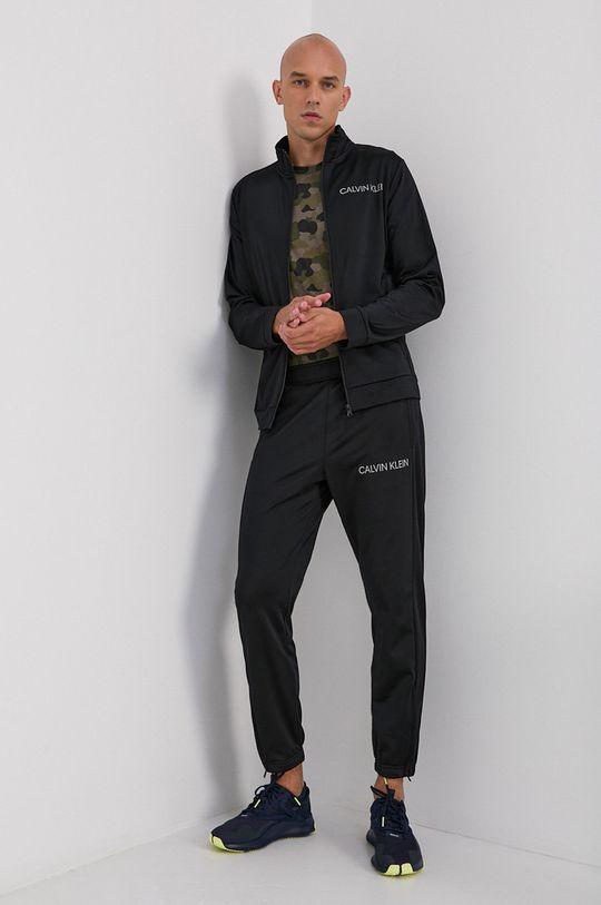 czarny Calvin Klein Performance - Komplet Męski
