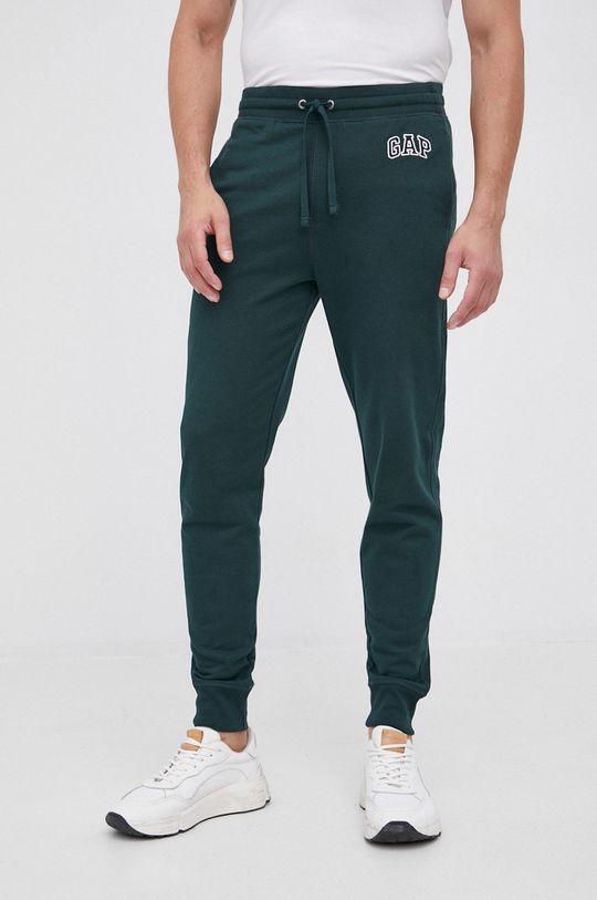 zielony GAP - Spodnie Męski