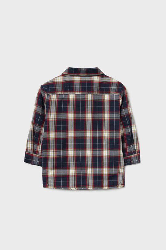 Mayoral - Koszula bawełniana dziecięca 100 % Bawełna