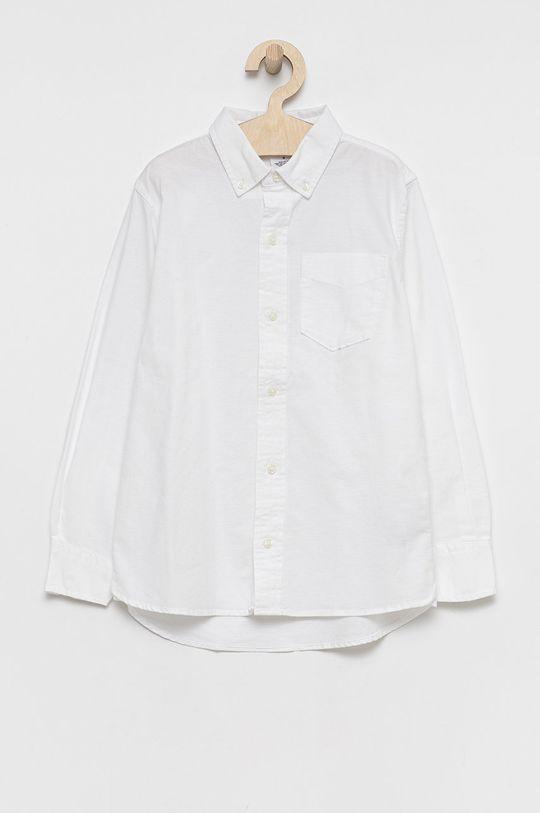 biały GAP - Koszula dziecięca Chłopięcy