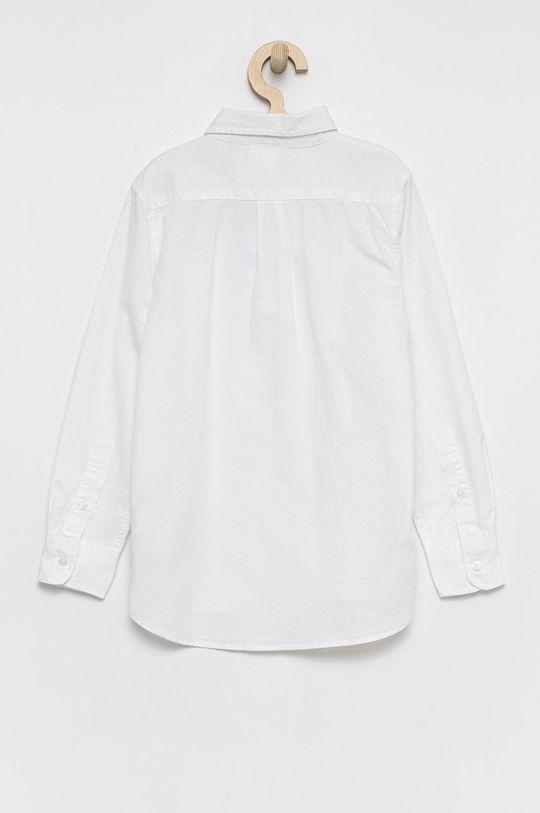 GAP - Koszula dziecięca biały