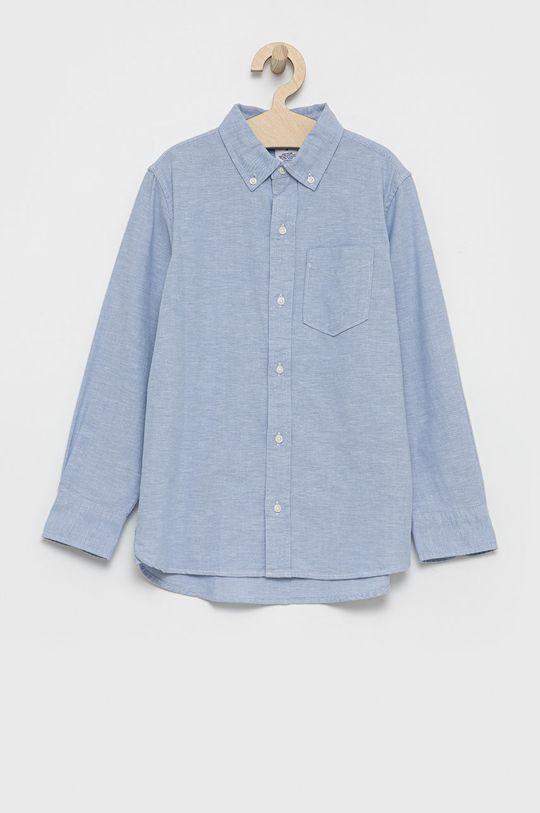 jasny niebieski GAP - Koszula dziecięca Chłopięcy