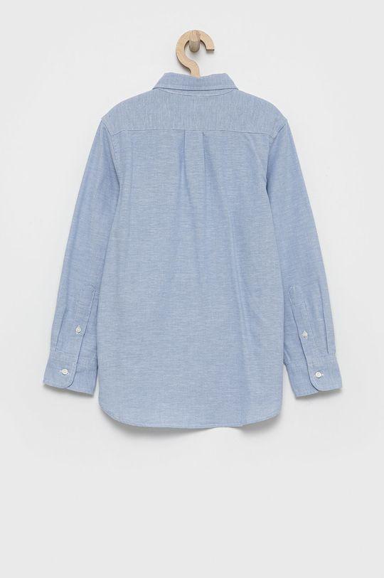 GAP - Koszula dziecięca jasny niebieski