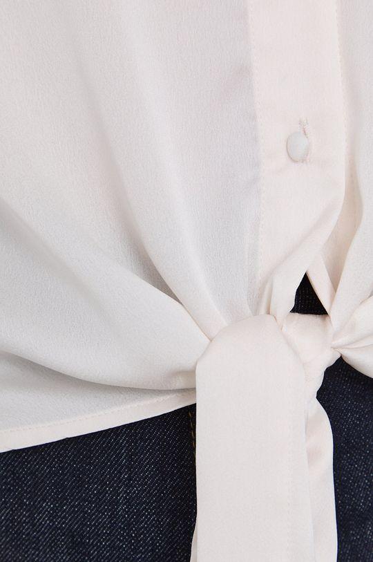 Guess - Košeľa krémová
