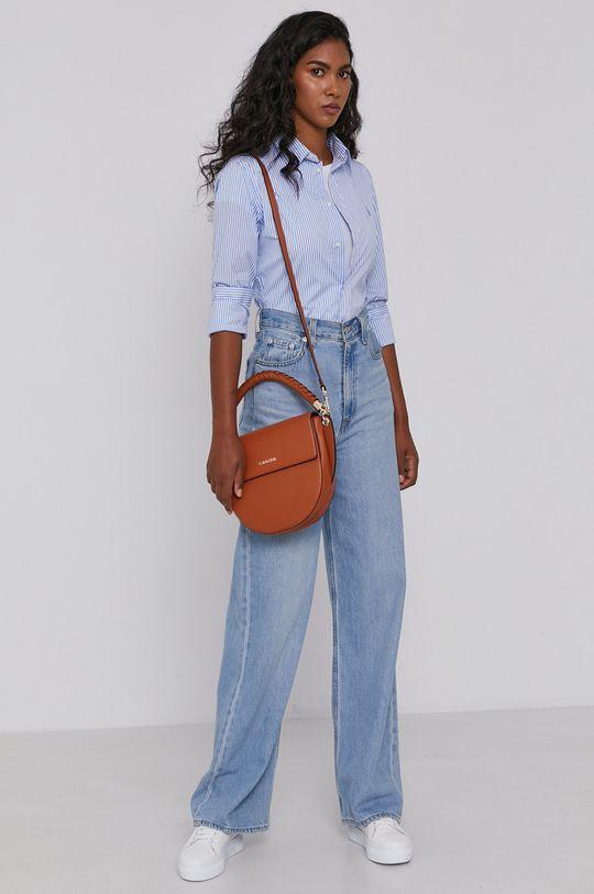 Polo Ralph Lauren - Košeľa  83% Bavlna, 4% Elastan, 13% Nylón