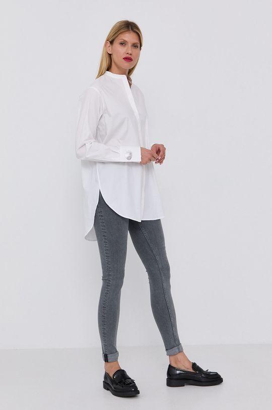 Hugo - Koszula 95 % Bawełna, 5 % Elastan