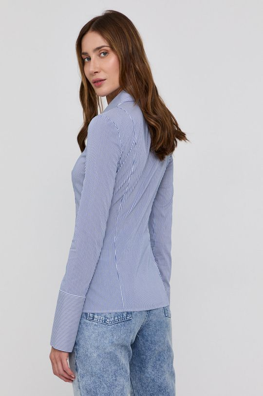 modrá Patrizia Pepe - Košile