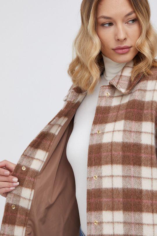 WOOLRICH - Płaszcz wełniany