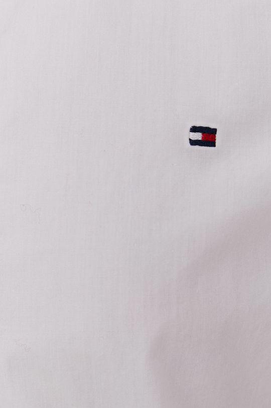Tommy Hilfiger - Koszula bawełniana biały