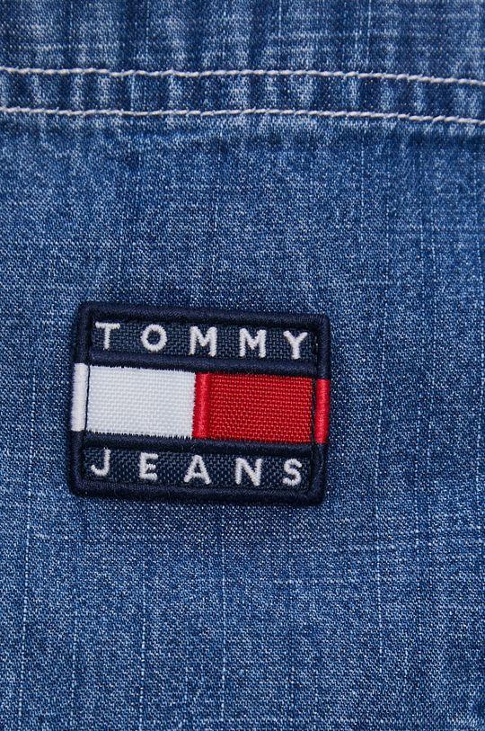 Tommy Jeans - Koszula bawełniana jeansowa Damski