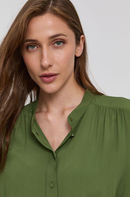 oliwkowy Marella - Koszula