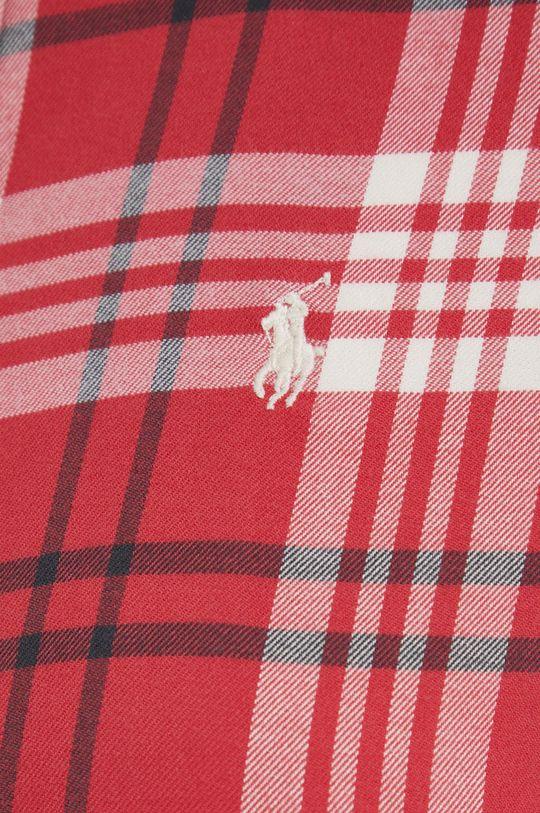 Polo Ralph Lauren - Bavlněné tričko červená
