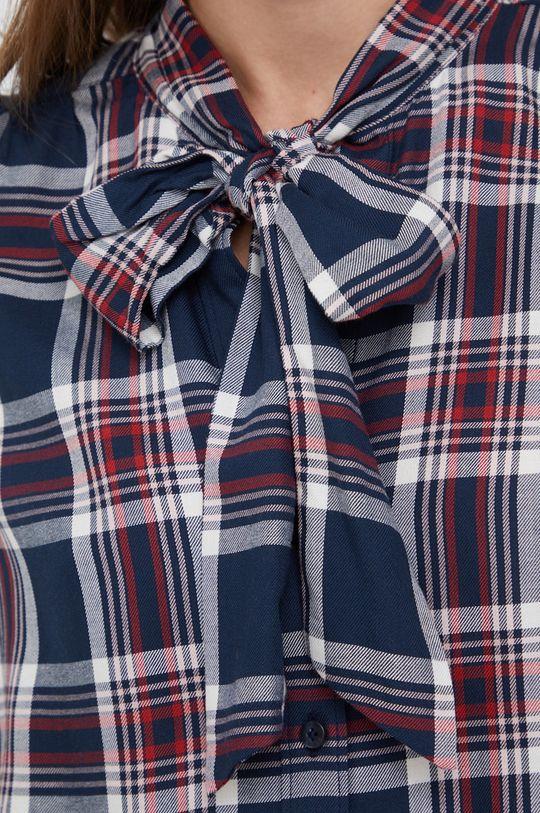 Pepe Jeans - Koszula Irene granatowy